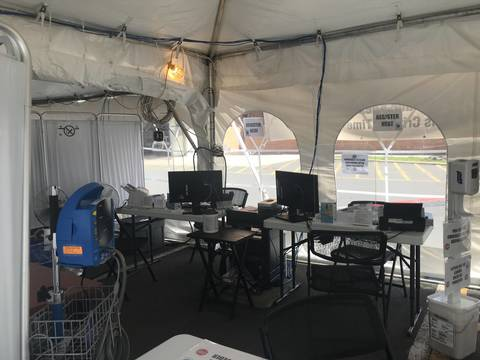 Top story 6b7bd266e5ed83aa8954 respiratory assessment tent 1