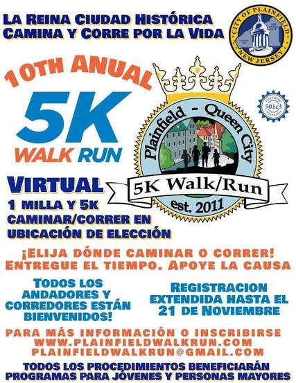 Top story 854928844d36e373ad5d resized plainfield qc historic virtual 5k walk run updated 2020 spanish  flier 773878425423068