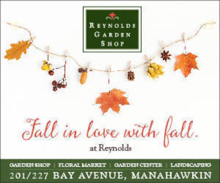 Fall at Reynolds