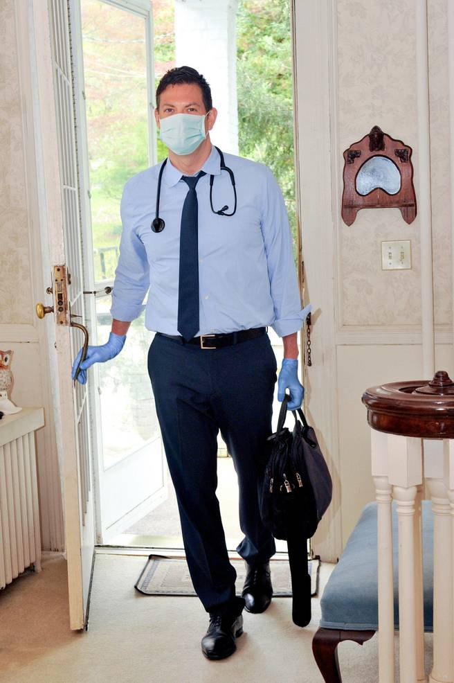 Remember When Doctors Made House Calls?  They Still Do.