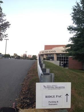 Ridge High School Performing Arts Center