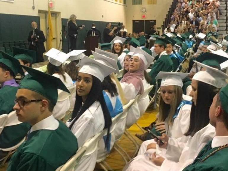 Ridge grads to be take their seats