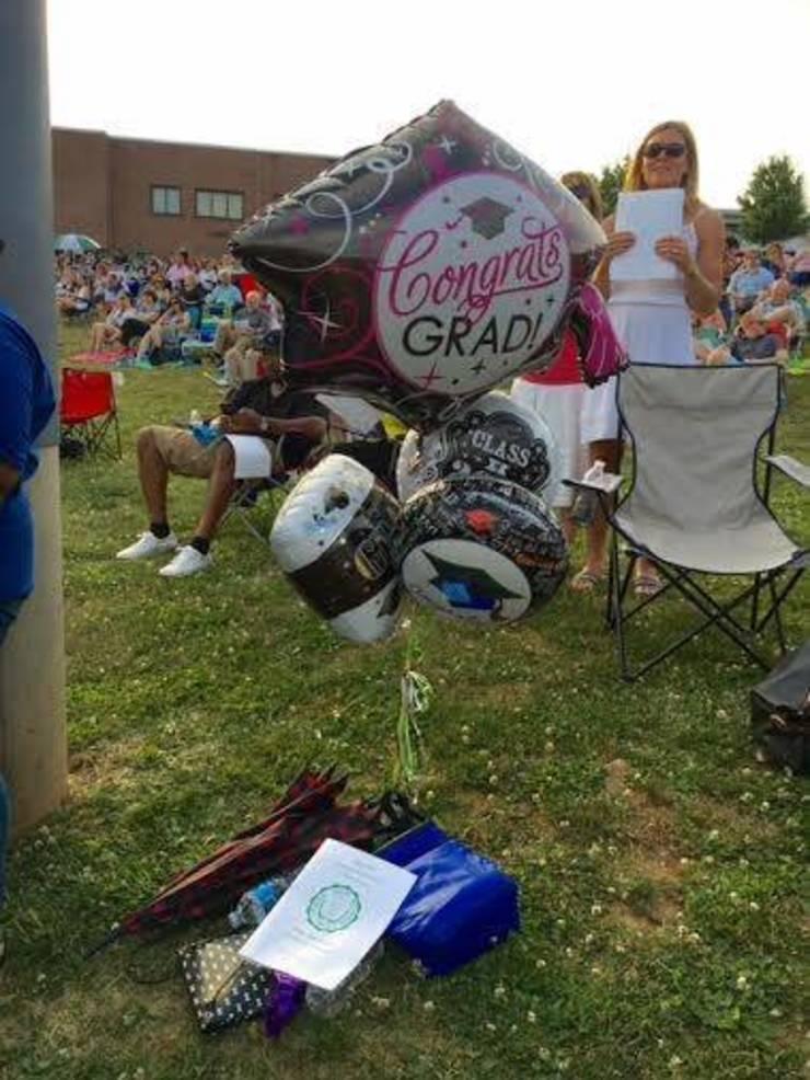 Celebrating Ridge graduates