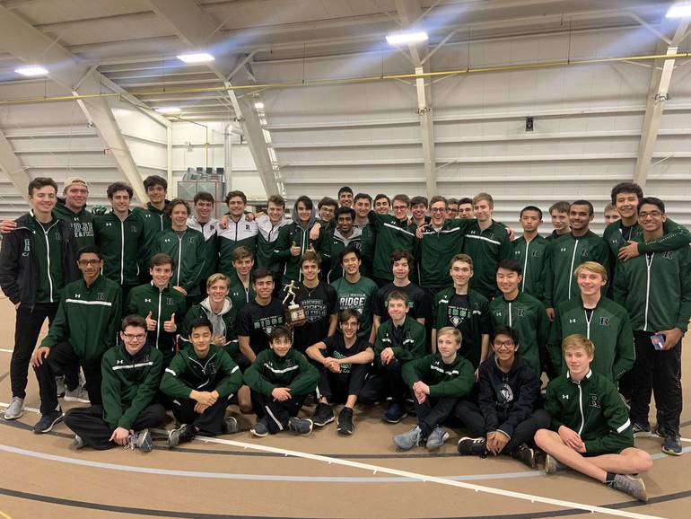 ridge boys indoor track somerset relays.jpg