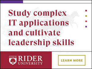 Rider University's Master of Science in Information Systems (MSIS) Program