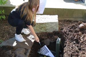 Time Capsule: Westfield Students Preserve Pandemic Related Items