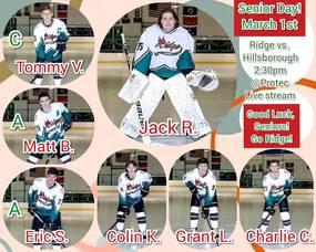 Carousel image ecce41e88f6d997c8566 ridge ice hockey senior day