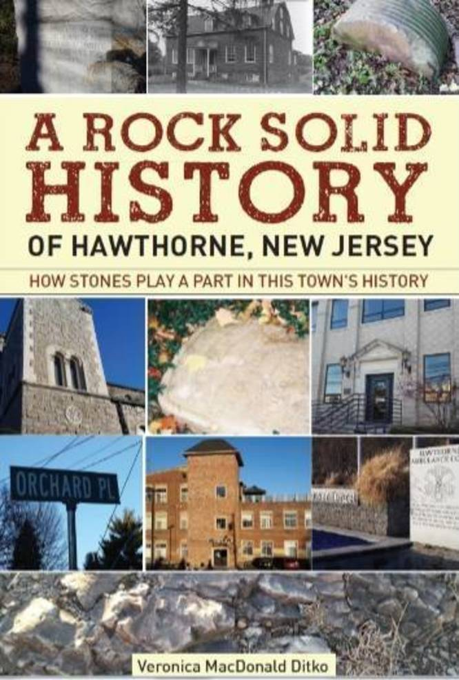 Rock Solid History of Hawthorne Book Cover