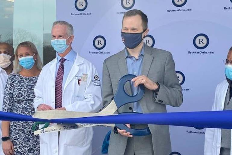 Rothman Orthopaedics Opens New Urgent Care, Medical Offices in Hamilton