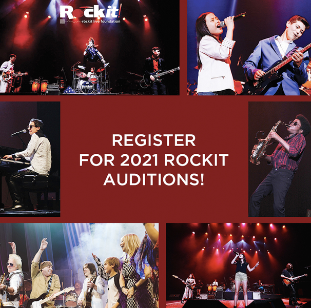 Rockit Academy, Voted New Jersey's #1 program for aspiring young musicians, hosts auditions for 2021 winter session. All instruments and levels of experience welcome!