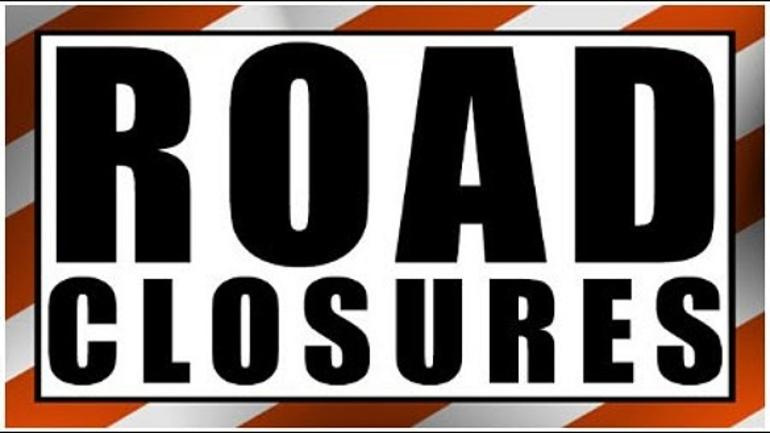 Road Closure sign - Sean Conklin