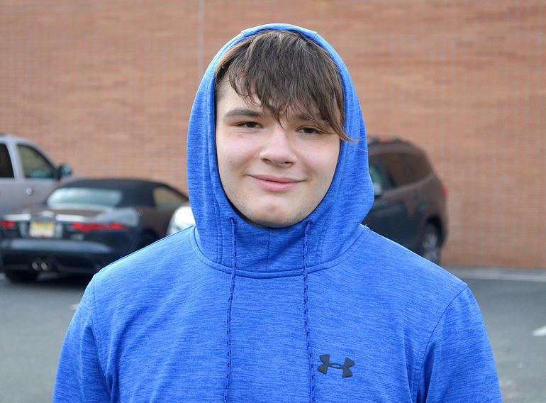 Robert Lerner will be Scotch Plains-Fanwood's lone representative in the state wrestling tournament in Phillipsburg next weekend.