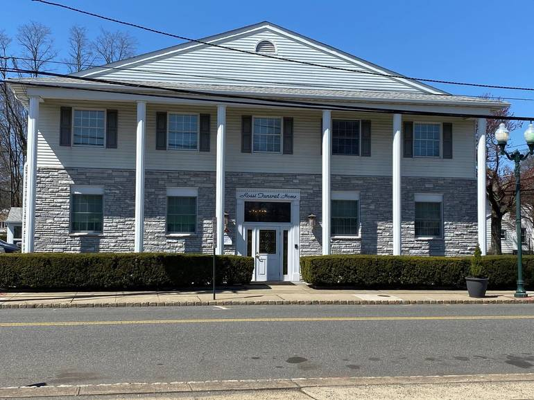 Rossi Funeral Home in Scotch Plains.
