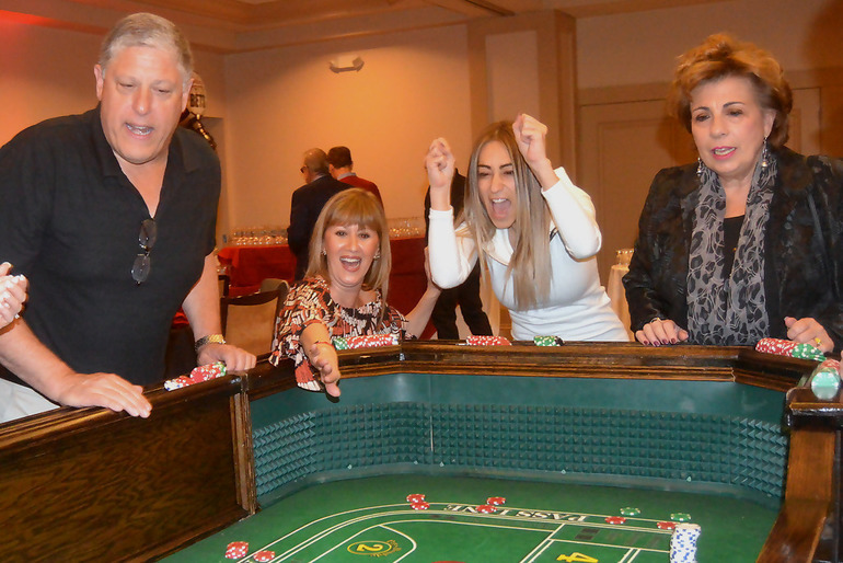 Fanwood-Scotch Plains Rotary Casino Night - Craps table.png