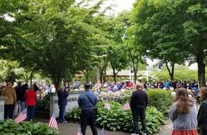 Roxbury VFW Leader: No Way We'd Forget Fallen on Memorial Day