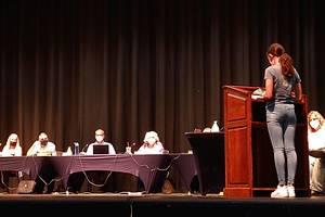 Roxbury schools, Roxbury school board, mask mandate