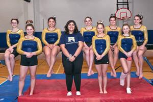 Roxbury High School, NJ, Roxbury High School gymnastics