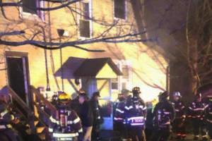 Roxbury fire, Roxbury Township, NJ, Roxbury firefighters