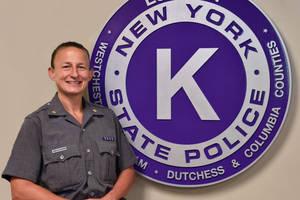 Troop K Appoints New Commander