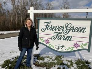 Local Farmer Honored by County With Stewardship Award