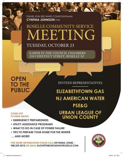 Top story c9f4c07f1c9bdd58ba13 roselle council meeting flyer