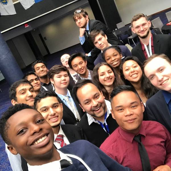 South Plainfield Model UN Club -Rutgers Model Congress 2019 - TAPinto