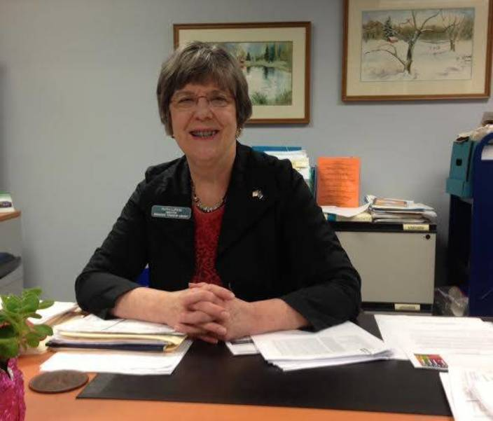 Ruth Lufkin, Bernards Township Library Director