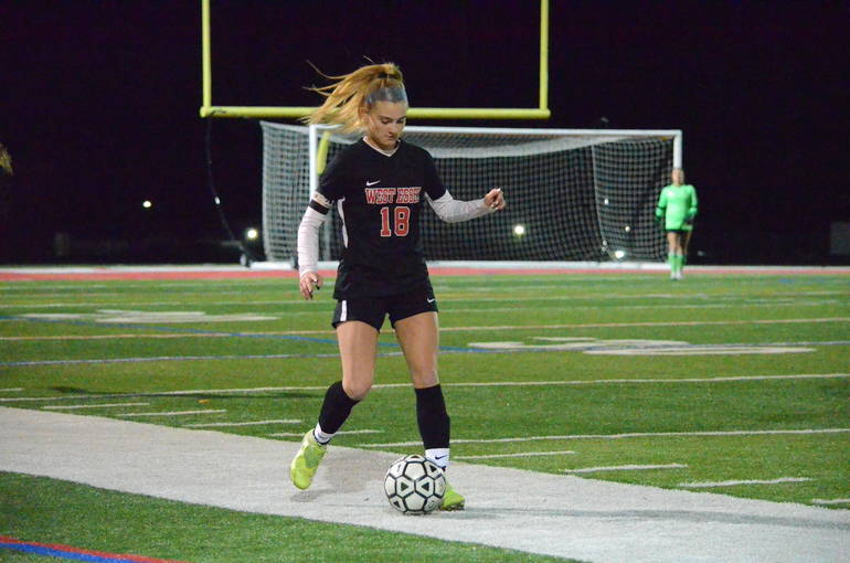 Girls Soccer: West Essex Knocks Off Pascack Valley, 2-0, in Sectional Tourney