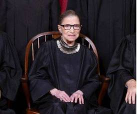 Carousel image 5c63fa4a79d4385841d9 ruth bader ginsburg   supremecourt.gov
