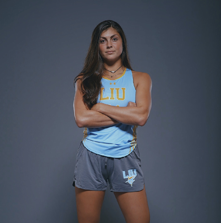 Wayne Hills Alum, Rachel Vellis is Loving Life at LIU, in the Classroom and on the Pitch