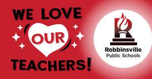 Robbinsville BOE Celebrates Teacher Appreciation Week