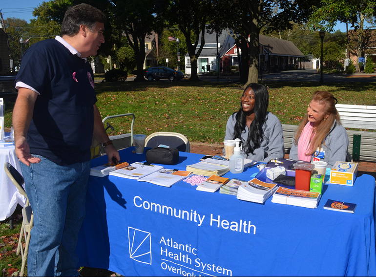 RW3 - Scotch Plains Councilman Ted Spera at Atlantic Health System Table.png