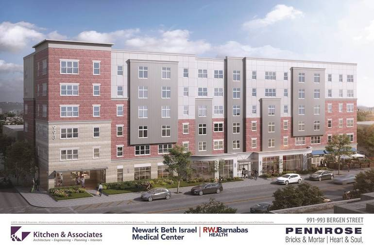 New Partnership Will Create More Affordable Housing In Newark S South Ward Tapinto