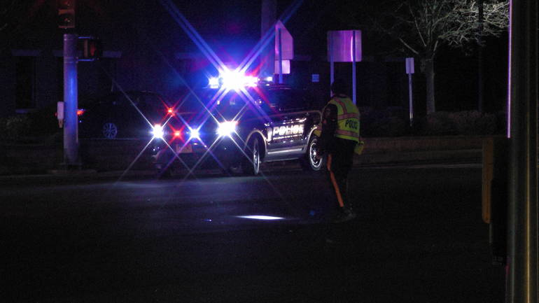 Piscataway Police and Rescue Squads Respond to Stelton Road Crash