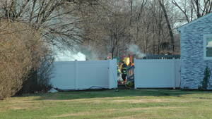 Afternoon Blazes Keep Piscataway Fire Crews Busy