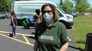 Piscataway: MCFOODS Drive-By Food Drive for Food Insecurity, Dine Below the Line