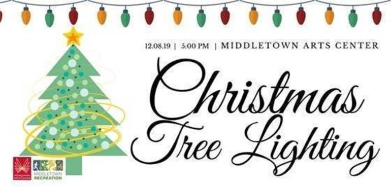 Santa's Coming to Town: Middletown Township Tree Lighting hosted by Middletown Arts Center, a Festive Event is Planned