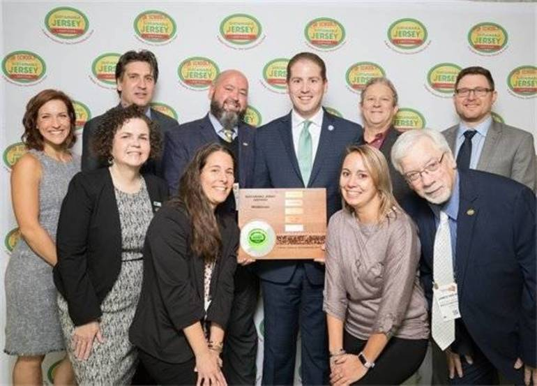 Middletown Township Recognized with many awards, at 2019 New Jersey League of Municipalities Conference