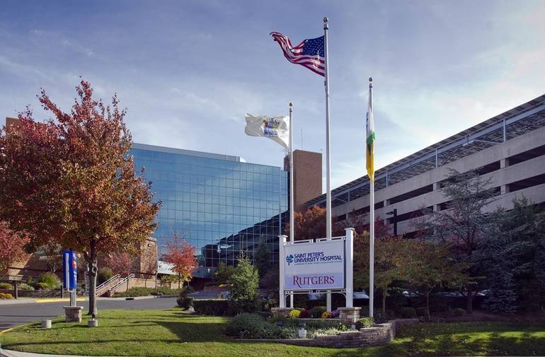 Saint Peter's University Hospital Receives 'A' Rating For ...