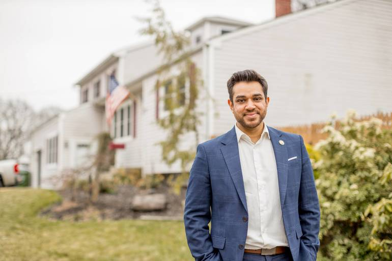 Sam Joshi scores overwhelming victory in Democratic Mayoral primary