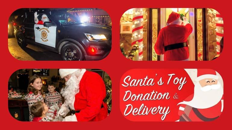 Cranford Jaycees' Santa Delivery Toy Drop-off Begins This Week