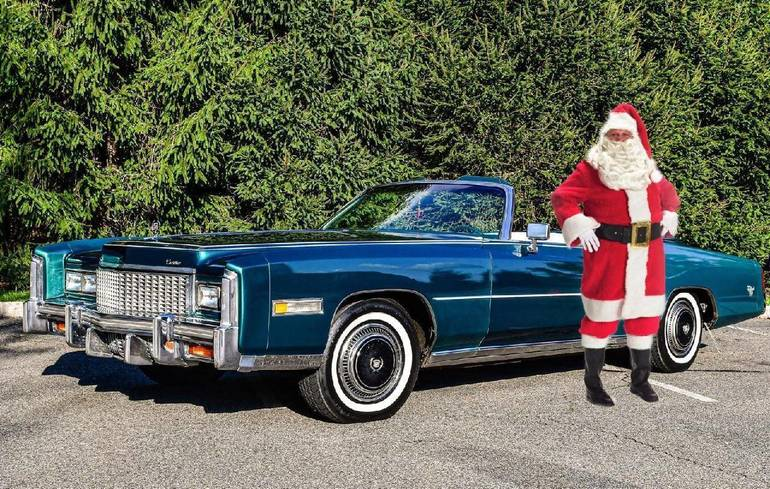 Bloomfield Cruisers to Hold Santa Parade and Toy Drive