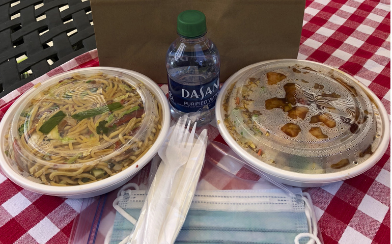 Sample Meals of Blessings