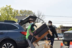 Westfield Earth Day Fair and Free Market Draws Strong Turnout Saturday
