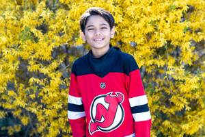 Sarthak Chandesh Wins 1st Place at National Hockey League Virtual Science Fair