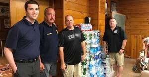 Support Local Firefighters and First Aid Squads: Drop Off Donations of Bottled Water to IMA Urgent Care and Primary Care Locations.