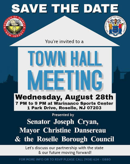 Top story 3a896d0a28def8656007 savethedate roselle town hall aug2019