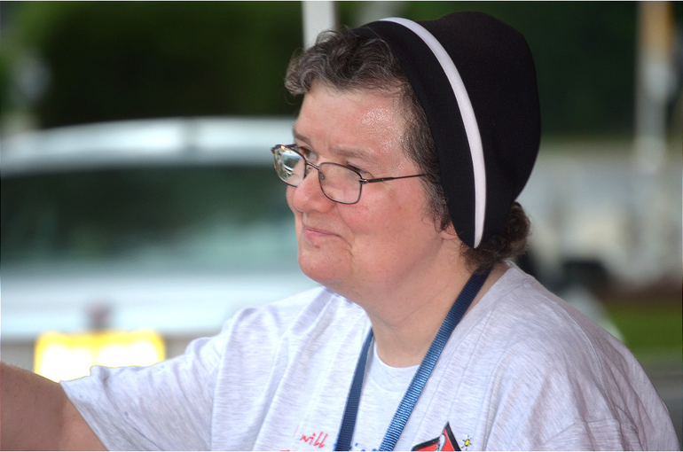 St. Bartholomew Academy in Scotch Plains says good-bye and thank you to Sister Elizabeth Calello as she retires as principal.