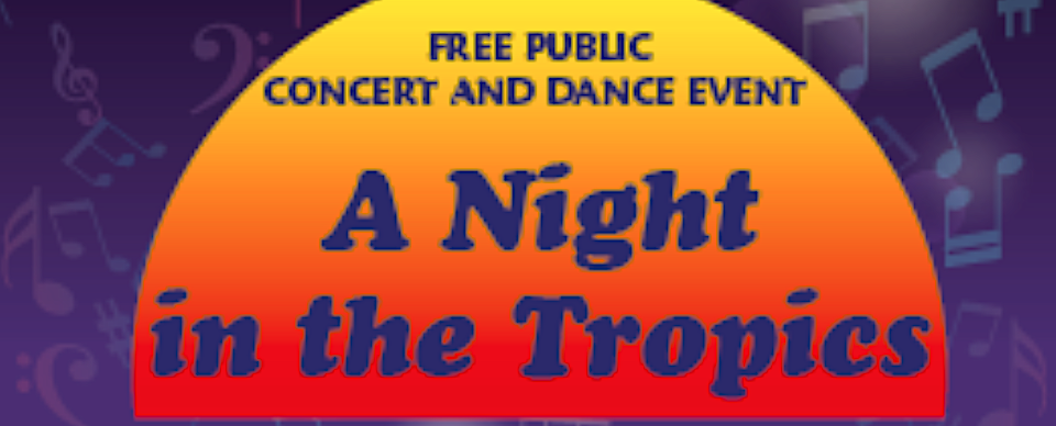 City of Summit Invites Community to 'A Night in the Tropics' Aug. 23