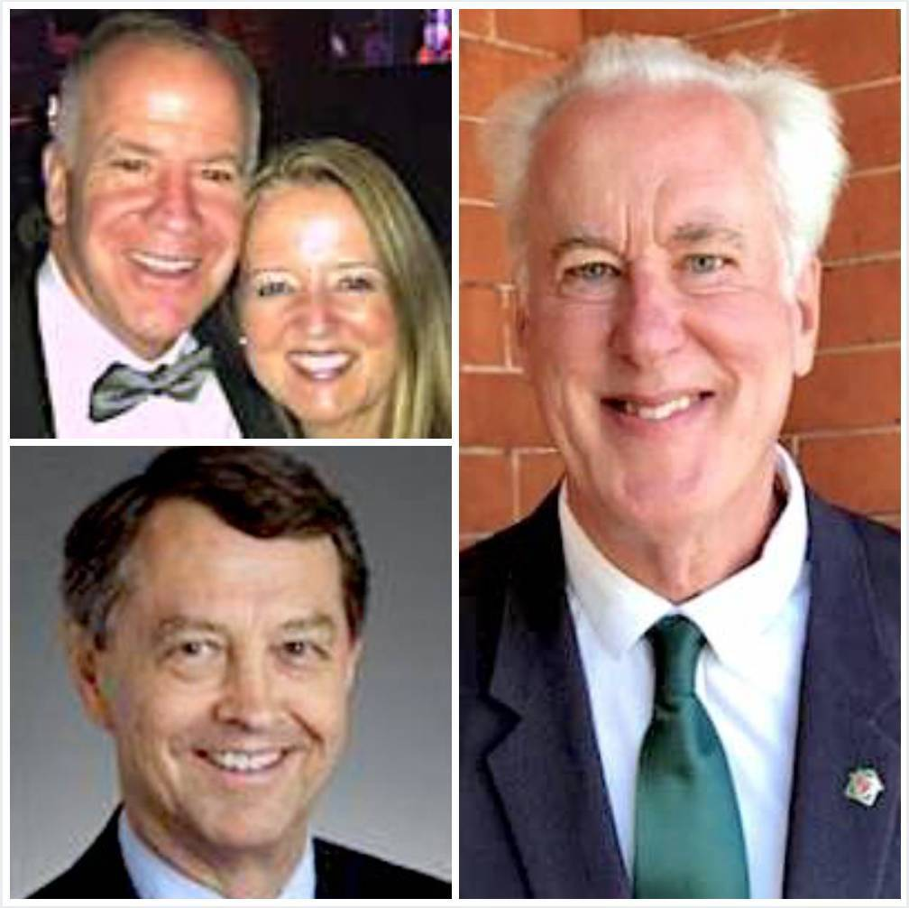 Bowmans, Tom Garvey and Gary Singleterry to be Honored with Scouts' Distinguished Citizen Award